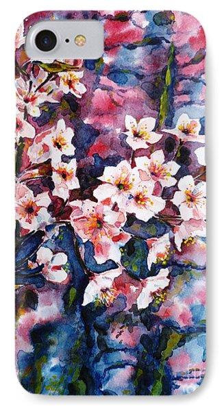 Spring Beauty Phone Case by Zaira Dzhaubaeva