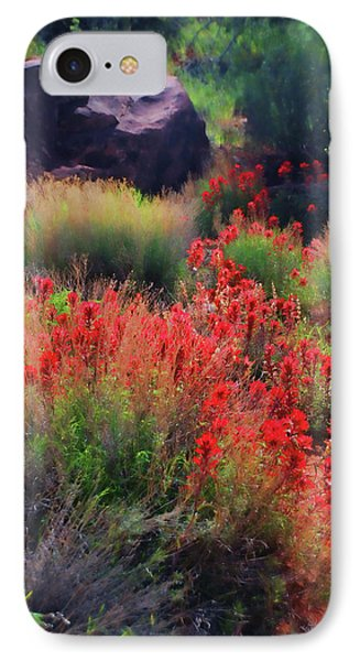Spring Blooms IPhone Case by Barbara Manis