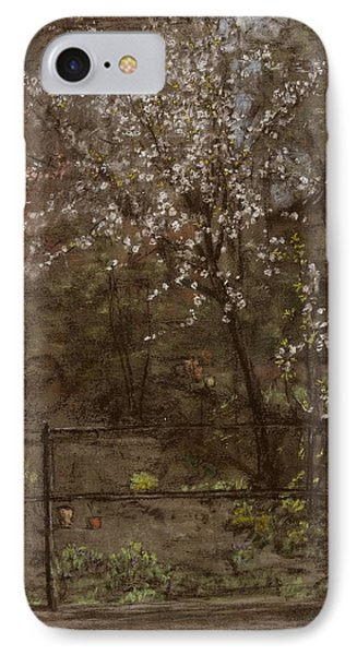 Spring Blossoms Phone Case by Henry Muhrmann