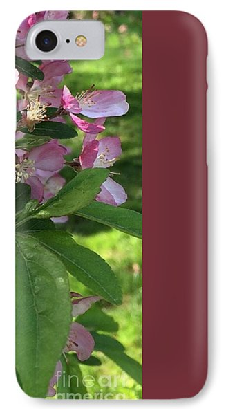 Spring Blossoms - Flower Photography IPhone Case by Miriam Danar