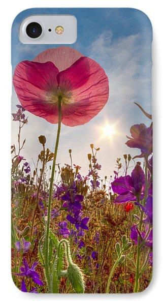 Spring   Phone Case by Debra and Dave Vanderlaan