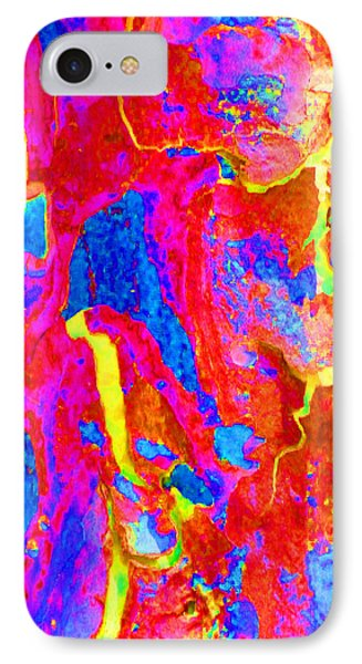 Spring Eucalypt Abstract 14 IPhone Case