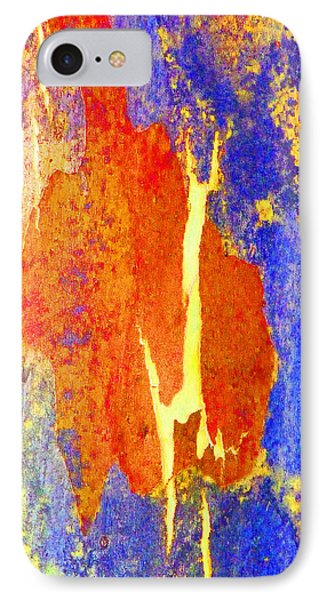 Spring Eucalypt Abstract 5 IPhone Case