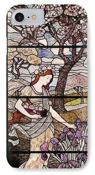 Spring Phone Case by Eugene Grasset