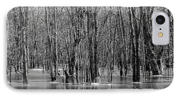 Spring Flooding Phone Case by Sophie Vigneault
