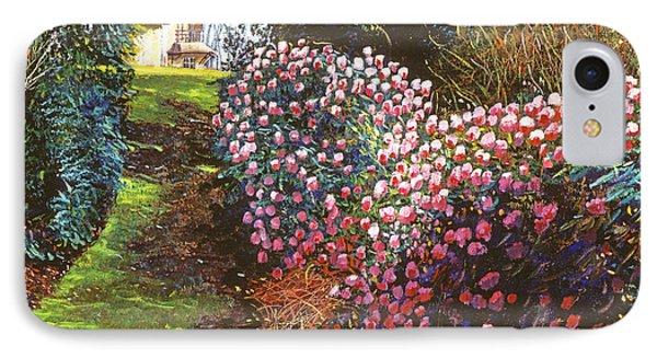 Spring Flower Fantasy Phone Case by David Lloyd Glover