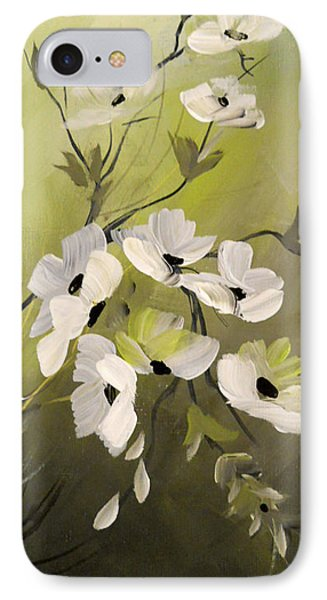 Spring Flowers IPhone Case by Dorothy Maier