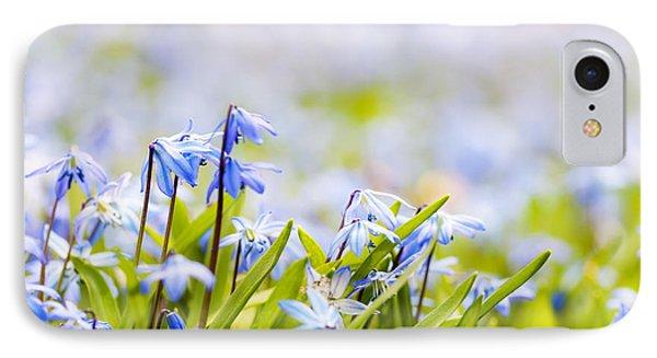 Spring Flowers  IPhone Case by Elena Elisseeva
