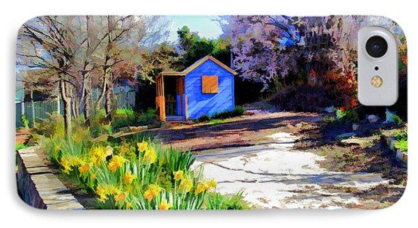 Spring Garden IPhone Case by Paul Svensen