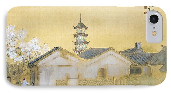 Spring In Jiangnan IPhone Case by Mountain Dreams