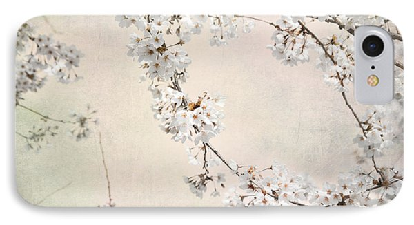 Spring In The City IPhone Case by Eena Bo