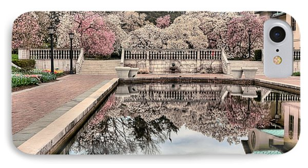 Spring In The Garden Phone Case by JC Findley