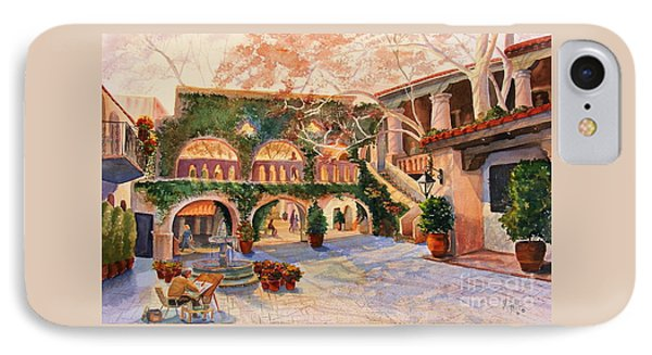 Spring In Tlaquepaque IPhone Case by Marilyn Smith