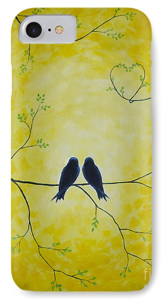 Spring Is A Time Of Love Phone Case by Veikko Suikkanen