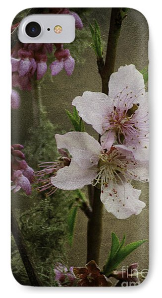 Spring Is Here IPhone Case by Lori Mellen-Pagliaro