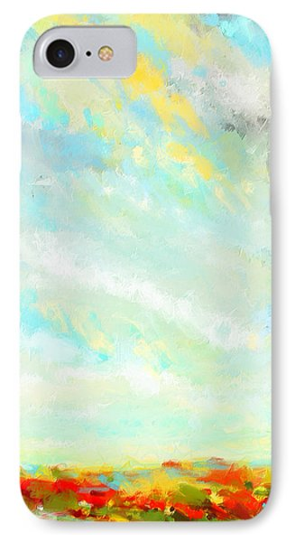 Spring Is Near IPhone Case by Lourry Legarde
