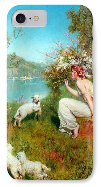 Spring Phone Case by John Collier