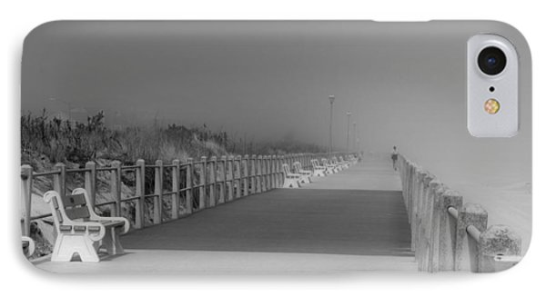 Spring Lake Boardwalk - Jersey Shore IPhone Case