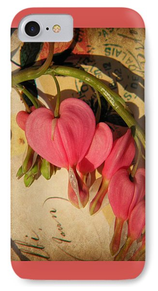 Spring Love Phone Case by Chris Berry