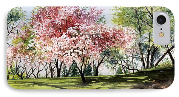 Spring Morning Phone Case by Barbara Jewell