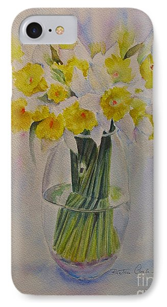 Spring Of Course IPhone Case by Beatrice Cloake