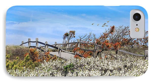 Spring On Cape Cod IPhone Case