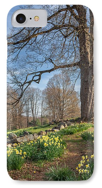 Spring Path Phone Case by Bill Wakeley