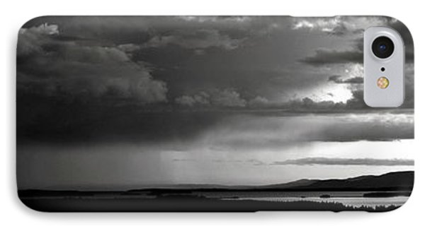 IPhone Case featuring the photograph Spring Rain by Greg DeBeck