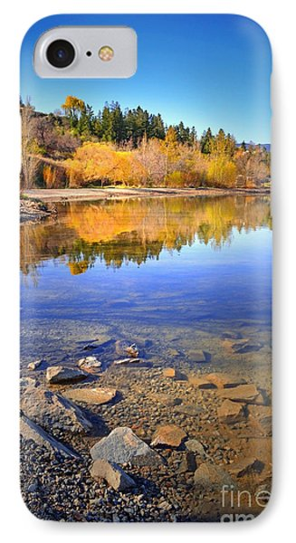 Spring Reflections IPhone Case by Tara Turner