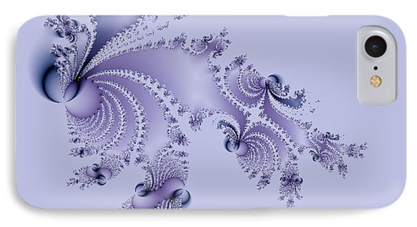 IPhone Case featuring the digital art Spring Release by Ann Peck