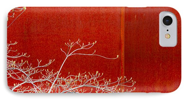 IPhone Case featuring the photograph Spring Rust by Takeshi Okada