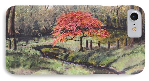 Spring Seclusion IPhone Case by Alan Mager