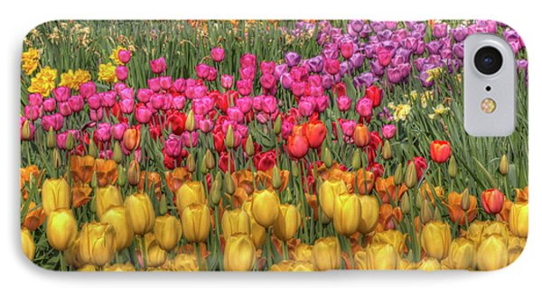 IPhone Case featuring the photograph Spring Sensations by Harold Rau