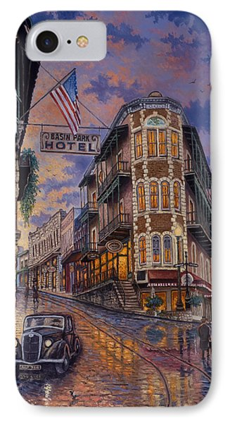 Spring Street Memories IPhone Case