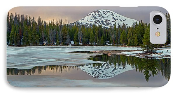 Spring Thaw In The Uinta's IPhone Case by Johnny Adolphson