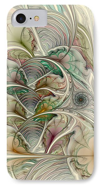 IPhone Case featuring the digital art Spring Thaw by Kim Redd