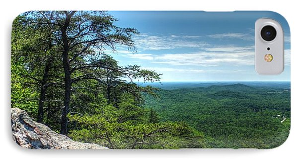 Spring Time At Crowders Mountain IPhone Case