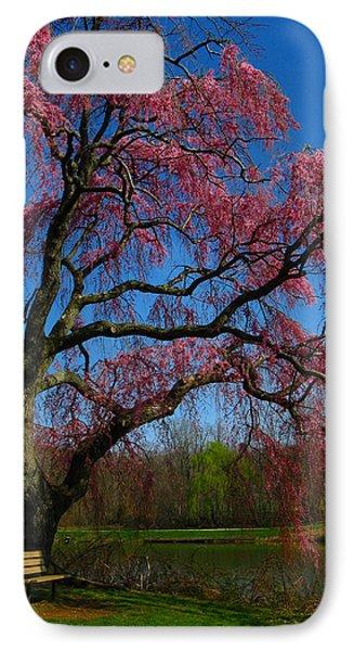 Spring Time Phone Case by Raymond Salani III