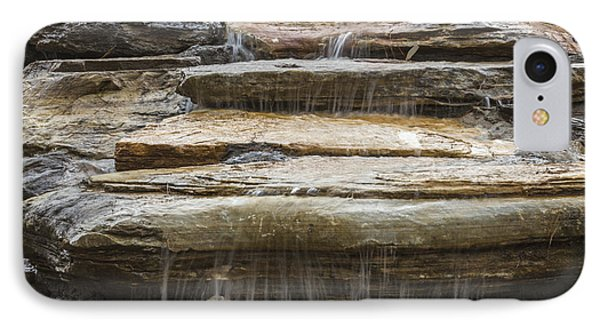Spring Waterfall 2 IPhone Case by Michael Waters
