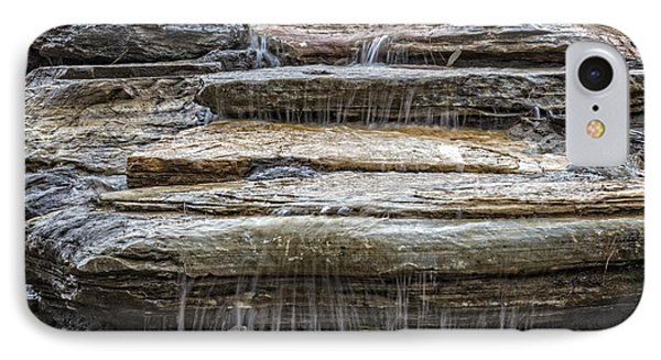 Spring Waterfall IPhone Case by Michael Waters