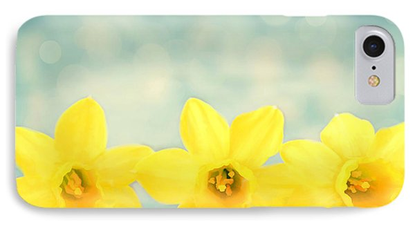 Spring Yellow Phone Case by Darren Fisher