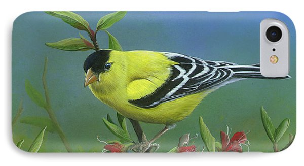 Spring's Return IPhone Case by Mike Brown