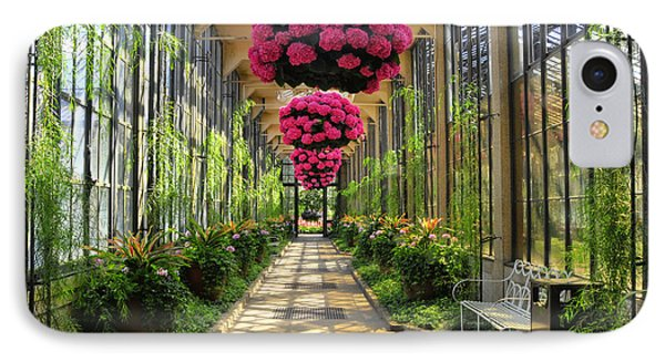 Springtime At Longwood Gardens 2 IPhone Case by Dan Myers