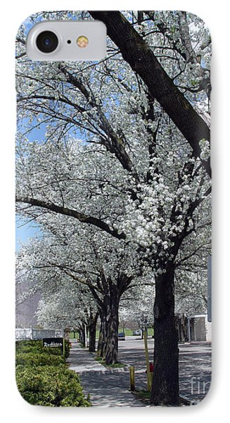 Springtime Corning Ny 2 IPhone Case by Tom Doud