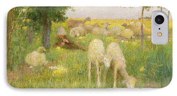 Springtime IPhone Case by Edward Stott