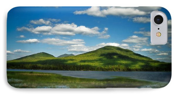 IPhone Case featuring the photograph Springtime In The Bigelow Mountains by Alana Ranney