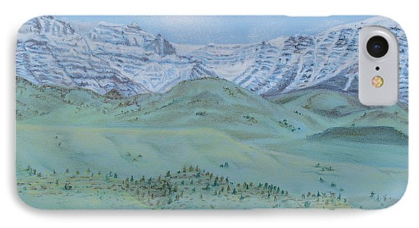 Springtime In The Rockies IPhone Case by Michele Myers