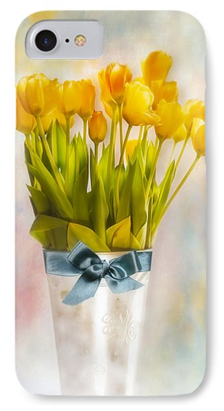Springtime IPhone Case by Susan Candelario