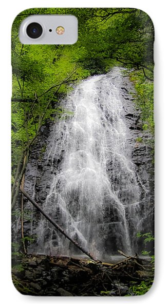 Springtime Waterfall IPhone Case