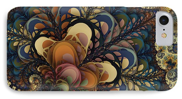IPhone Case featuring the digital art Sprouts by Kim Redd